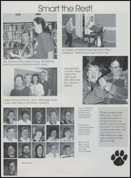 1997 Upton High School Yearbook Page 7