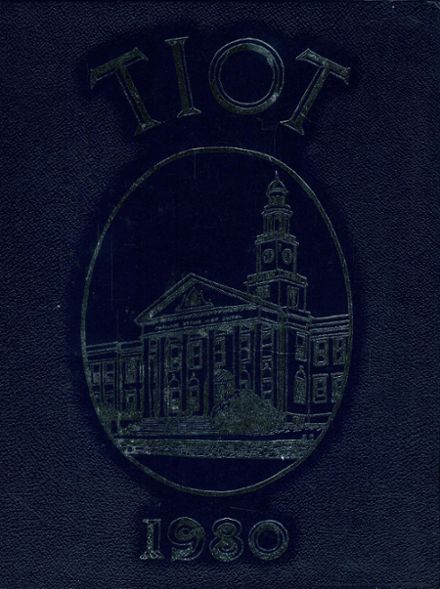 1980 Norwood High School Yearbook Cover