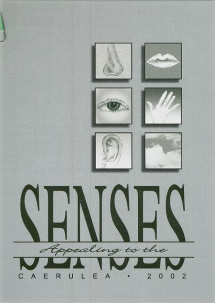 2002 Long Beach Polytechnic High School Yearbook Cover