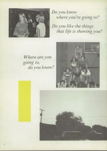 1978 DeLeon High School Yearbook Page 6