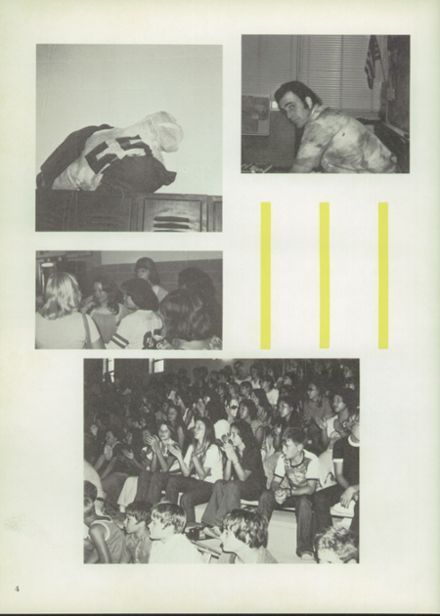 1978 DeLeon High School Yearbook Page 8