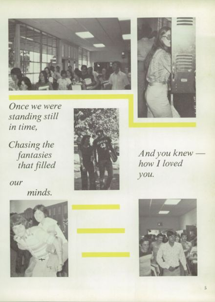 1978 DeLeon High School Yearbook Page 9