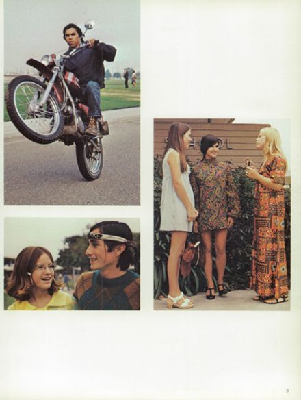 1971 Hueneme High School Yearbook Page 7