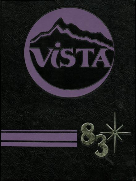 1983 Sabino High School Yearbook Cover