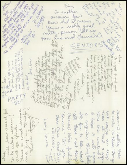 1979 Dearborn High School Yearbook Page 4
