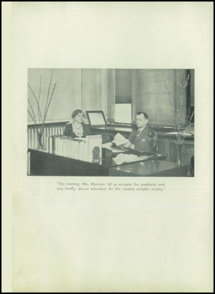 1933 Crane Technical High School Yearbook Page 8