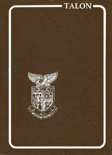 1979 Western Harnett High School Yearbook Cover