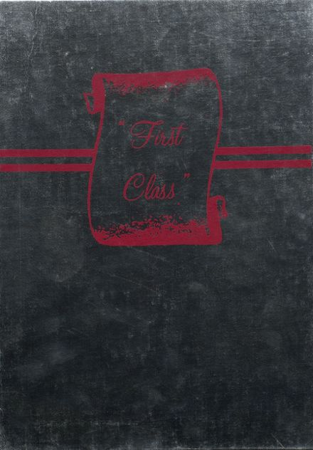 1986 Oaks-Mission High School Yearbook Cover