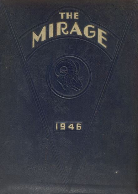 1946 Rochester High School Yearbook Cover