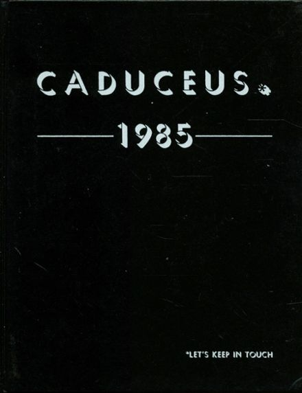 1985 Classical High School Yearbook Cover