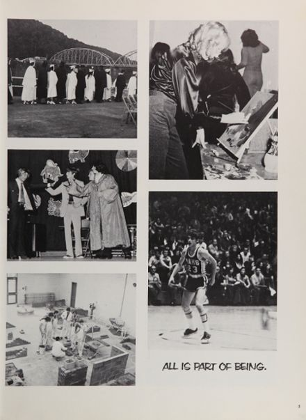 1973 Ringgold High School Yearbook Page 9