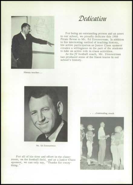 1968 Santa Ynez Valley Union High School Yearbook Page 8