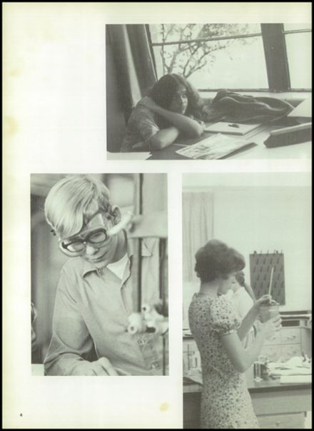 1972 Anthony Wayne High School Yearbook Page 8
