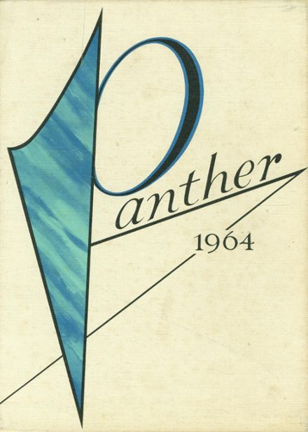 1964 North Vernon High School Yearbook Cover