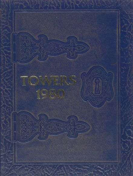 1980 Central Catholic High School Yearbook Cover