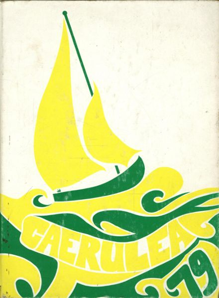 1979 Long Beach Polytechnic High School Yearbook Cover