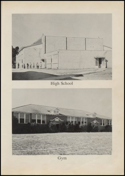 1962 Harmony Grove High School Yearbook Page 5