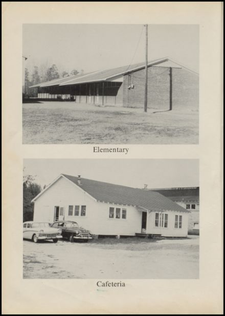 1962 Harmony Grove High School Yearbook Page 6