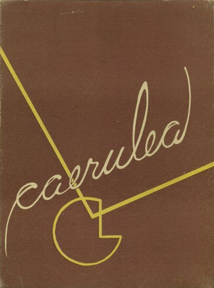 1944 Long Beach Polytechnic High School Yearbook Cover