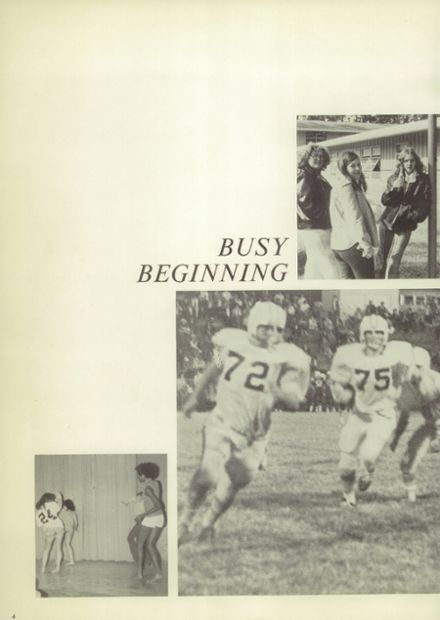 1975 West Sabine High School Yearbook Page 8