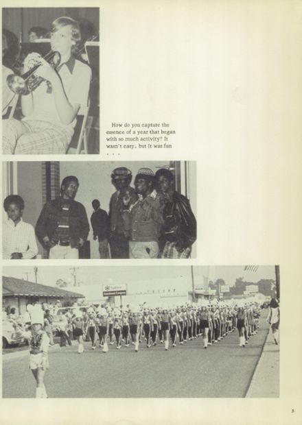 1975 West Sabine High School Yearbook Page 9