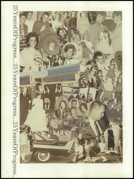 1977 Sprayberry High School Yearbook Page 6