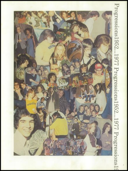1977 Sprayberry High School Yearbook Page 7