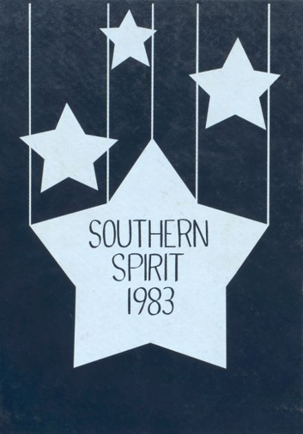 1983 North Sunflower Academy Yearbook Cover