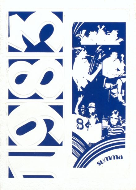 1983 St. Thomas Aquinas High School Yearbook Cover