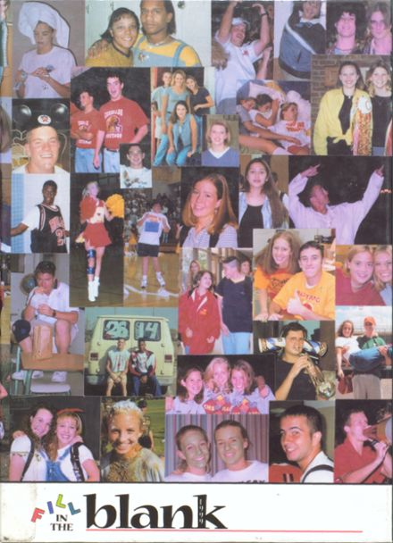 1999 Coronado High School Yearbook Cover