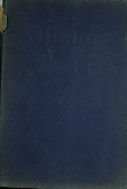 1931 Stockton High School Yearbook Cover