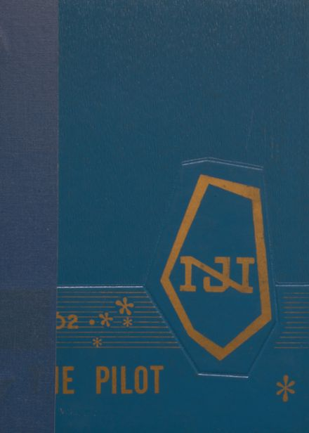 1962 North Judson-San Pierre High School Yearbook Cover
