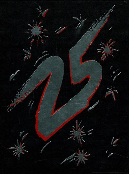 1992 Southfield-Lathrup High School Yearbook Cover
