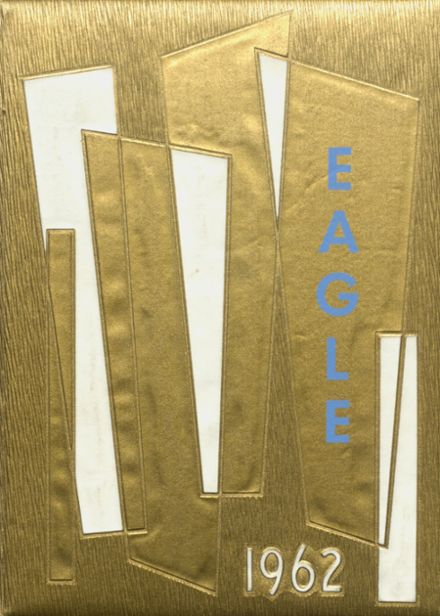 1962 Eagle Point High School Yearbook Cover
