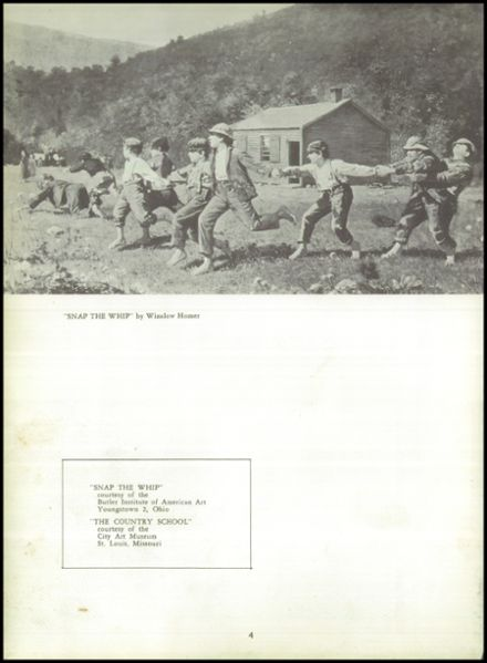 1960 South Glens Falls High School Yearbook Page 8