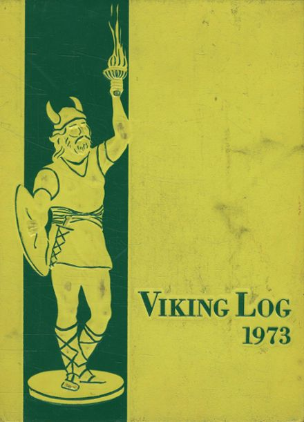 1973 Parkview High School Yearbook Cover