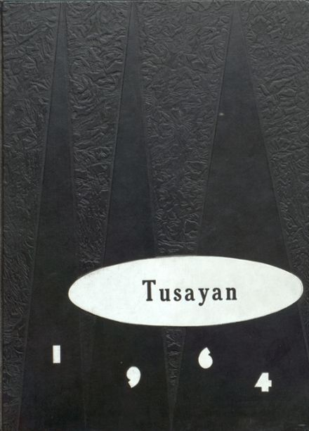 1964 Williams High School Yearbook Cover