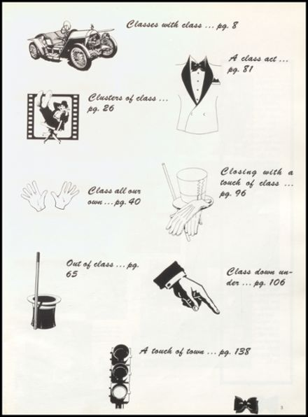 1992 Quanah High School Yearbook Page 7