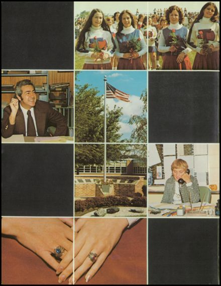 1975 Triton Regional High School Yearbook Page 6