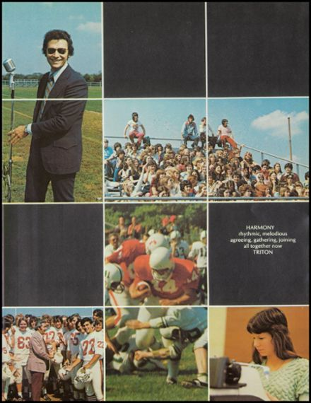 1975 Triton Regional High School Yearbook Page 7