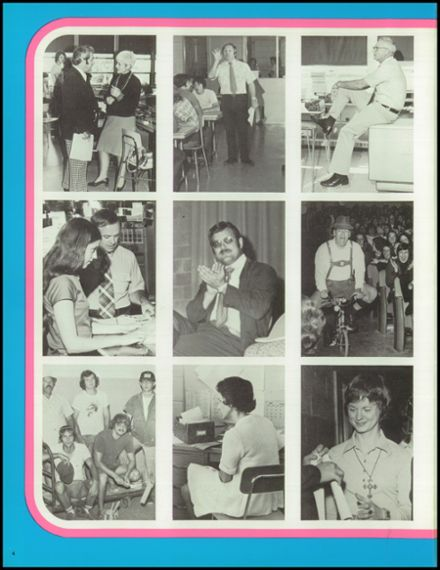 1975 Triton Regional High School Yearbook Page 8