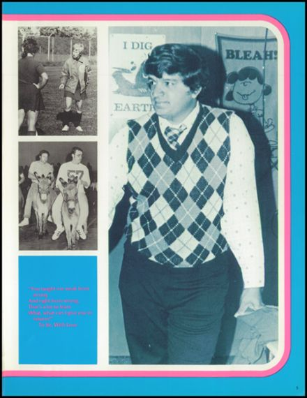 1975 Triton Regional High School Yearbook Page 9
