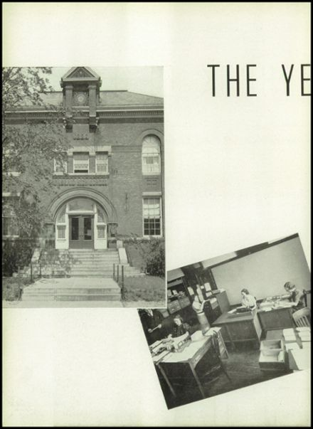 1939 Passaic High School Yearbook Page 6
