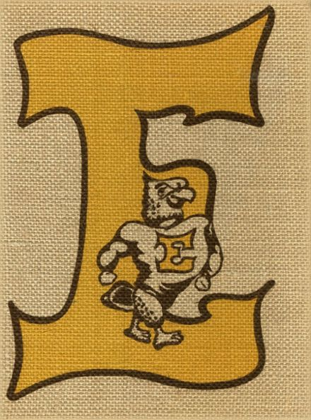 1974 East High School Yearbook Cover