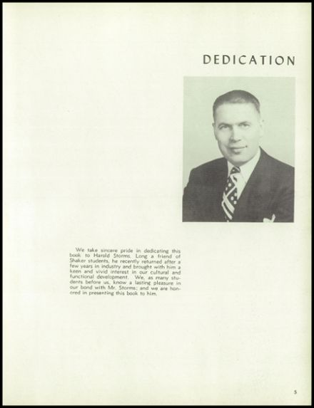 1950 Shaker Heights High School Yearbook Page 9