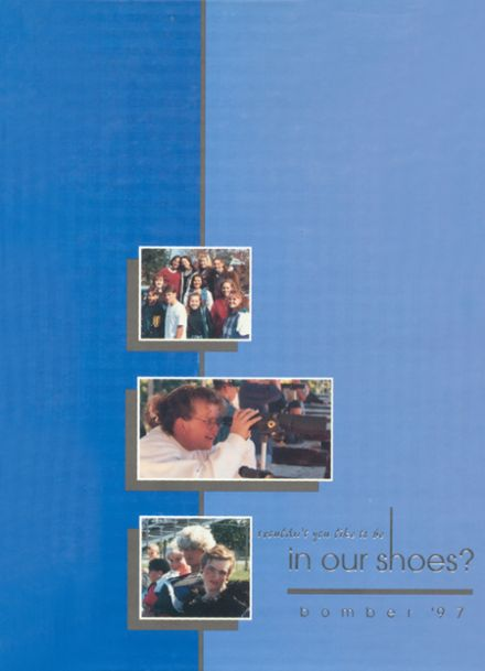 1997 Mountain Home High School Yearbook Cover