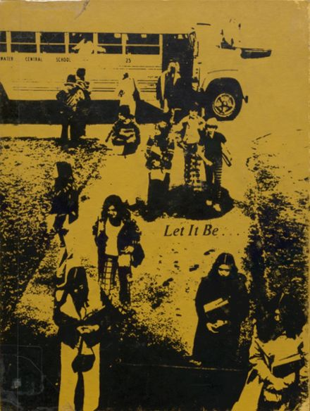 1975 Stillwater High School Yearbook Page 1