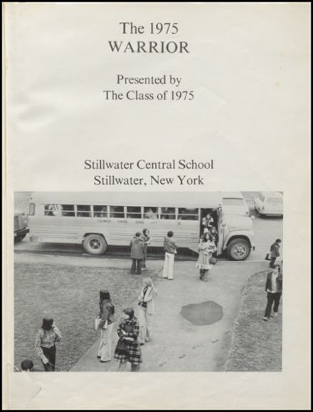 1975 Stillwater High School Yearbook Page 5