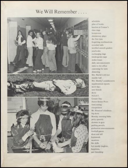 1975 Stillwater High School Yearbook Page 7