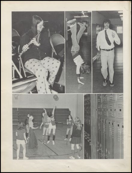 1975 Stillwater High School Yearbook Page 8